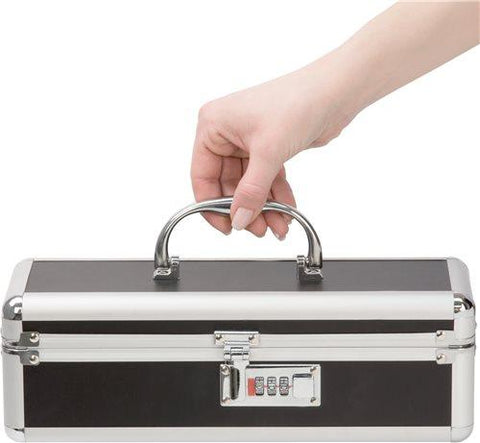 Lockable Toy Case
