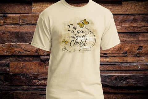 Creation of Christ Tee Shirt