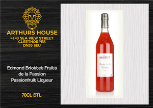 Edmond Briottet Fruits de la Passion Passionfruit Liqueur