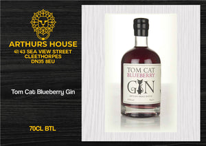Tom Cat Blueberry Gin