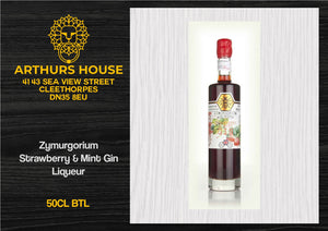 Zymurgorium Strawberry & Mint Gin Liqueur