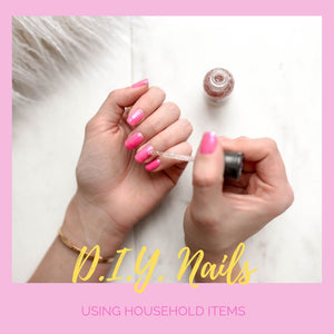 10 EASY DIY NAIL DESIGNS