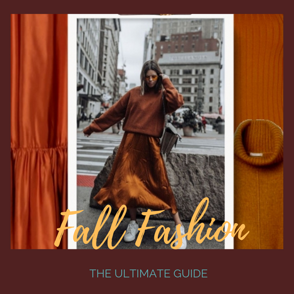 The Ultimate Fall Fashion Guide