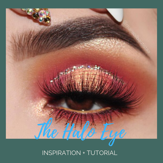 Halo Eyes | Tutorial and Inspiration