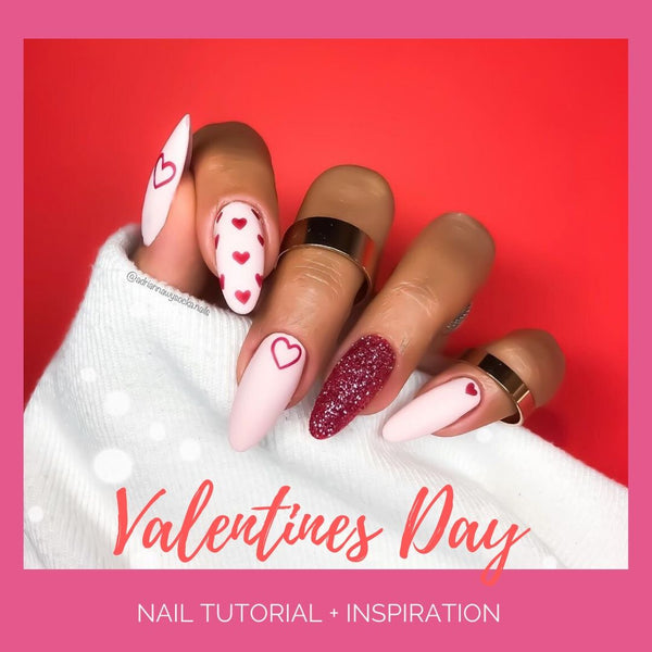 The Ultimate Valentines Day Nails