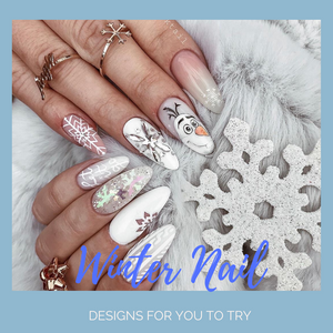 Winter Nail Inspiration