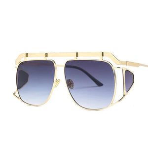 Remington - Oversized Aviator Sunglasses