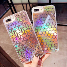 Holographic Quicksand - iPhone Case