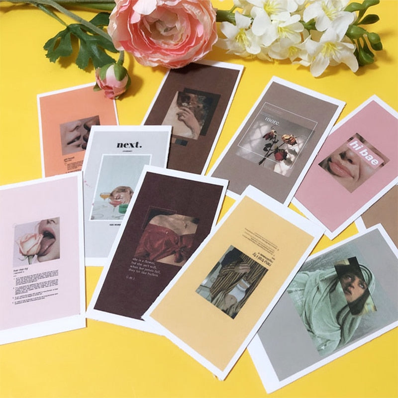 Surreal Beauty - Decoration Card Set