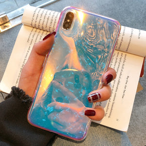 I'm Blue - iPhone Case
