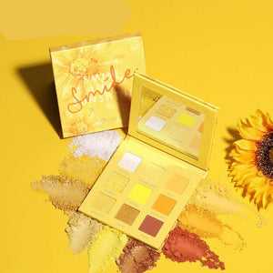 Sunshine Smile - Eyeshadow Palette