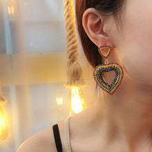 Rainbow Bright - Statement Earrings