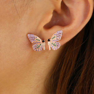 Mariposa - Stud Earrings