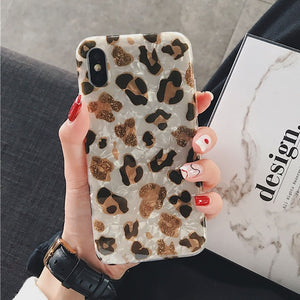 Lovely Leopard - iPhone Case