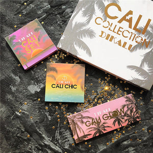 The Cali Collection - Full Makeup Palette Set