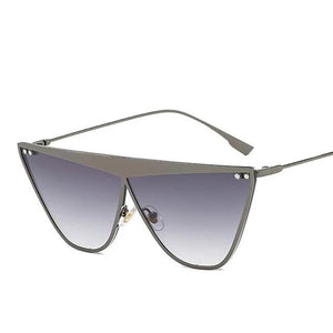Erin - Sleek High Brow Sunglasses
