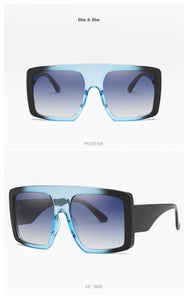 Kinsey - Ultra Oversized Sunglasses