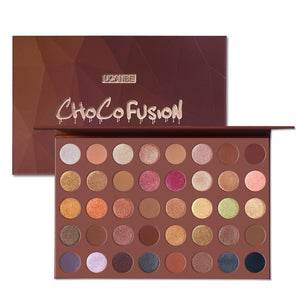 Chocofusion - Eyeshadow Palette