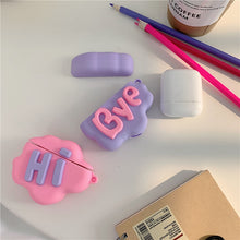 Simple Greetings - Silicone Apple Airpods 1/2 Case