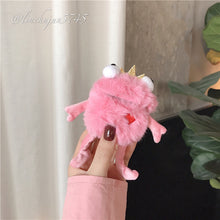 Monster Princess - Plush Apple Airpods 1/2 Case
