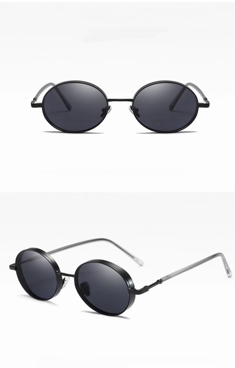 Camron - Oval Sunglasses