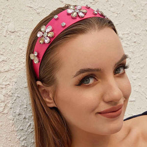 Baroque Flower - Headband