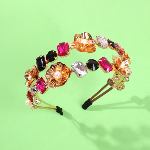 Baroque Gems - Metal Headband