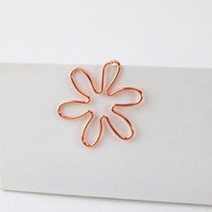 The Icons - Rose Gold Paperclips