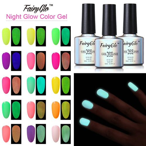 FairyGlo Neon - Gel Nails