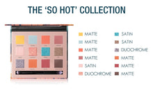 So Hot Eyeshadow Palette - taylormadison.store