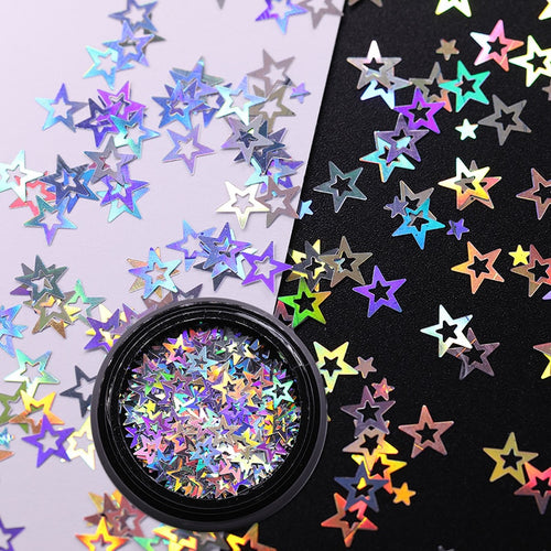 Shooting Star - Nail Sequins - taylormadison.store