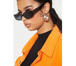 Brooke - Rectangular Sunglasses