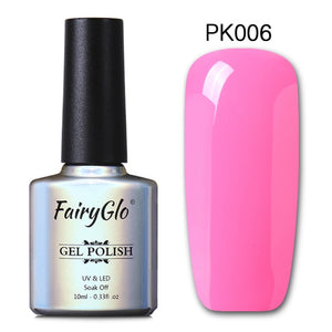 FairyGlo Nudes - Gel Nails