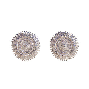 Sweet Sunflower - Stud Earrings