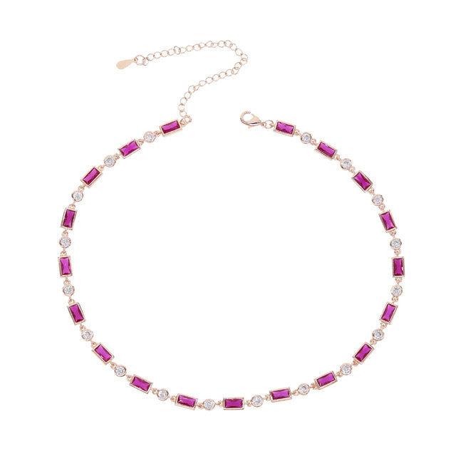 Delicate & Chic - Choker Necklace