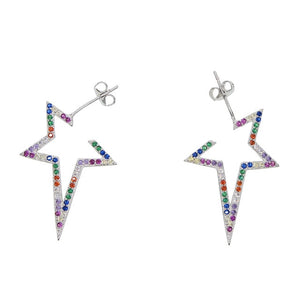 Starlight - Hoop Earrings