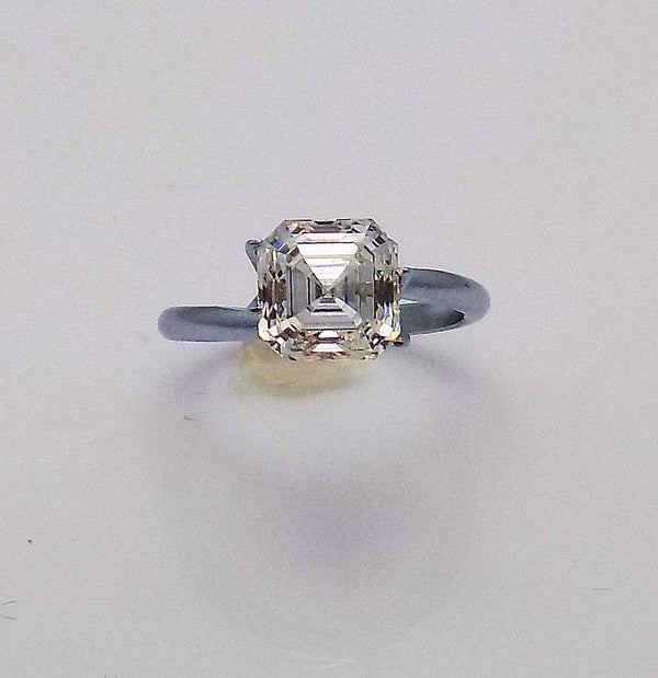 Your North Texas Source for the Royal Asscher Cut Diamond...The Jewelry Gallery