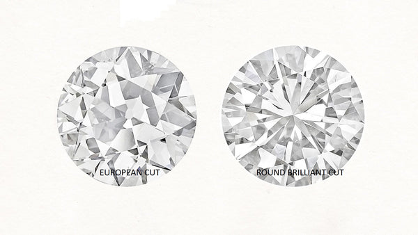 Typical Diamond Cuts