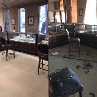 F3 Tornado Hits the Jewelry Gallery