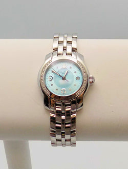 Baume & Mercier Lady's Diamond Wristwatch