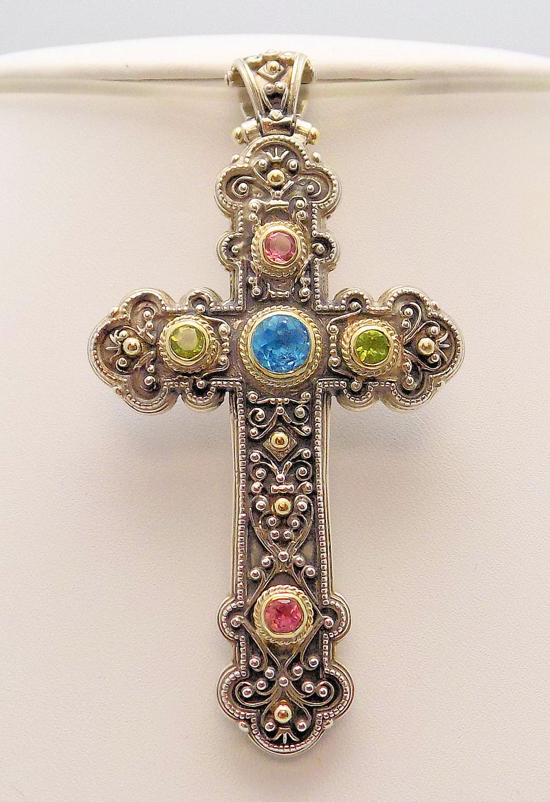 Konstantino Jeweled Cross and Enhancer