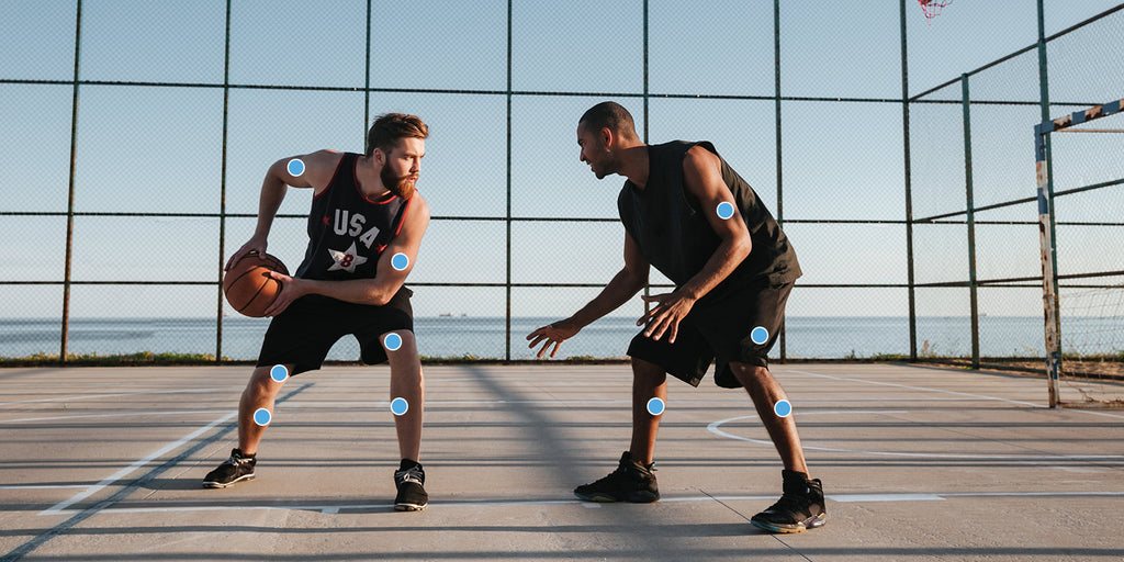 Voxpree Massage Device for Basketball Player