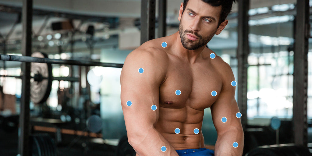 Voxpree Percussion Massager for Man