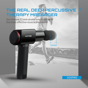 Deep Tissue Massage Gun for Athletes