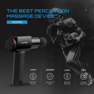 Voxpree Voxpro Massage Gun