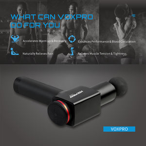 Voxpro Muscle Massage Gun Voxpree