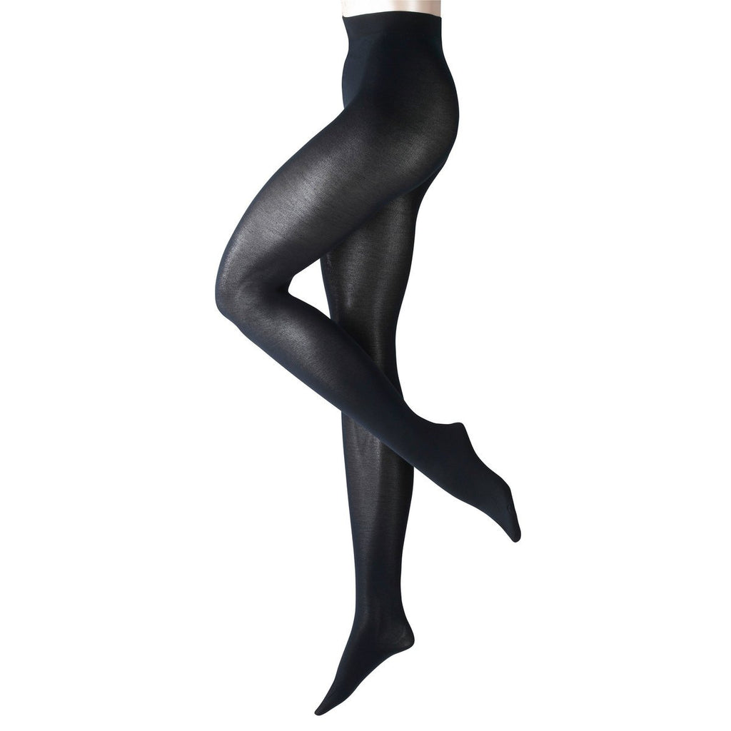 Falke: Cotton Touch Tights - Black