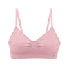 Miel: Nana Wireless Bra - Dusty Pink