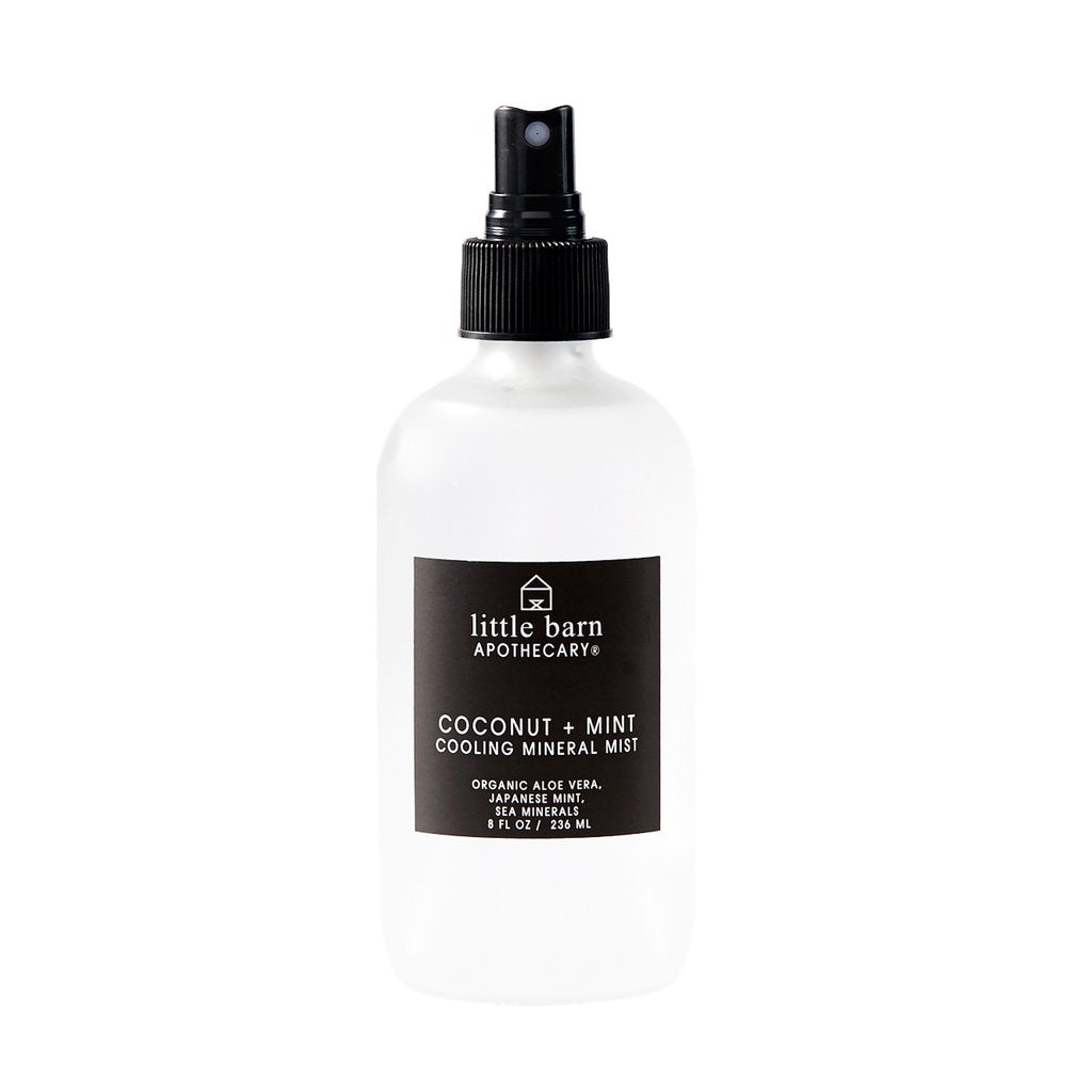 Little Barn Apothecary: Cooling Mineral Mist Spray