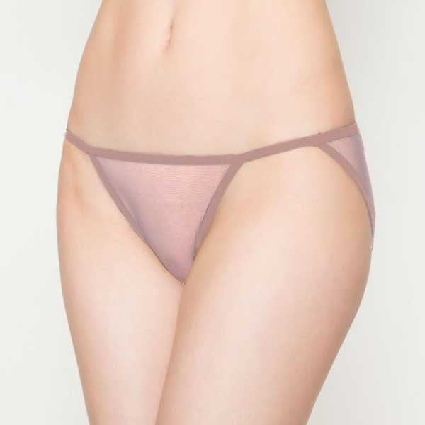 Only Hearts: Whisper Bikini Brief - Beige